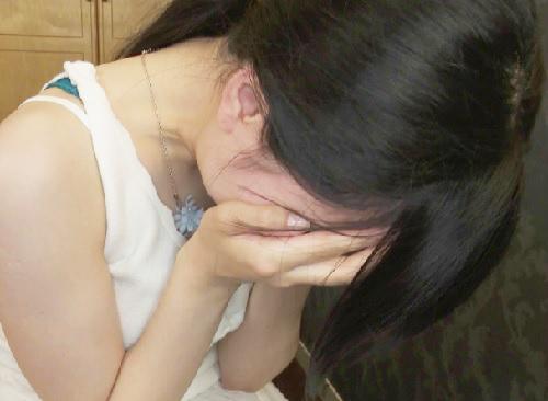 「ムリ、ムリぃぃ…オマンコ触りたい、オマンコ触りたいぃ!!!」媚薬貞操帯&強力ローターで大量マン汁!エビ反り痙攣アクメ!