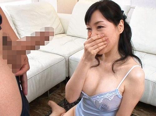 ●[五十路・人妻熟女]「やだっ♡もう?♡」スレンダー巨乳おっぱいおばさんがセックスレスに耐えられずNTRデビュー!