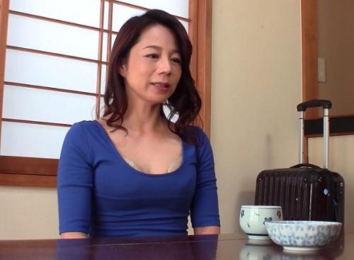 ■五十路・人妻熟女■「おばさんで良かったら処理してあげる♡」京都美人のスレンダー美乳おっぱい美女と不倫NTR中出しSEX