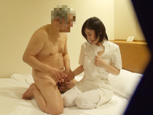 【ビジホの巨乳人妻出張エステ盗撮】おっぱいデカくて綺麗な素人を口説きまくって膣内射精セックスしちゃう一部始終w