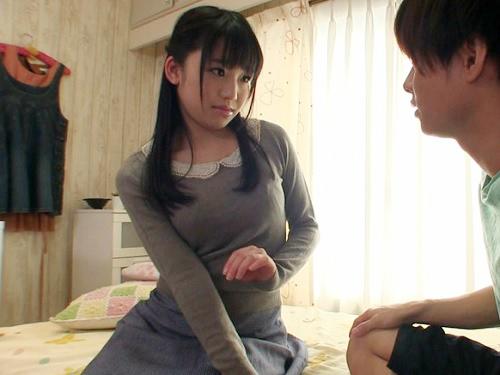 【貧乳ロリなお姉さんの性教育】「これから大人チンポにしてあげる♡」おっぱいつるぺた娘が弟の童貞チンポを優しく指導