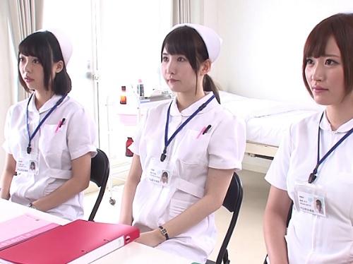 《吐精処置訓練》「では処置していきましょうね♡」精液採取のためにトロトロのクチマンコでジュポフェラするナースがマジ抜けるw