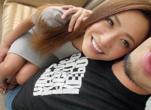 《バツイチ元人妻》「抱いて?♥♥」スレンダー美乳おっぱいのモデルみたいな極上な肉体!濃厚フェラする痴女とハメ撮りH!