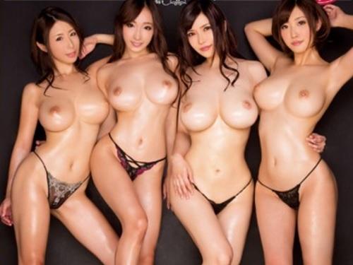 巨乳おっぱい&神乳ボディをもつAV女優と乱交SEX!美女のおっぱい乳揺れ、見せつけマンズリオナニー&乱交がめちゃシコいww