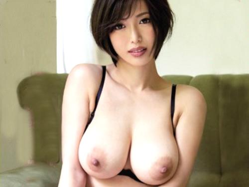 《素人女教師》動画投稿サイトで釣った中出し好きな超美人な人妻女教師!スレンダー巨乳おっぱい痴女の膣内射精セックスw