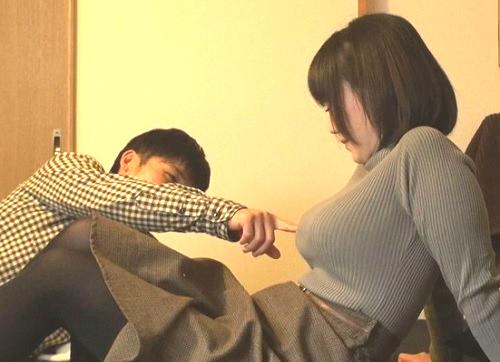 素人ナンパ「いいよ触って…♥♥」コスプレ風俗のJカップのムチムチ超乳・巨乳おっぱい美女を連れ込んで乳揺れHするエロ動画