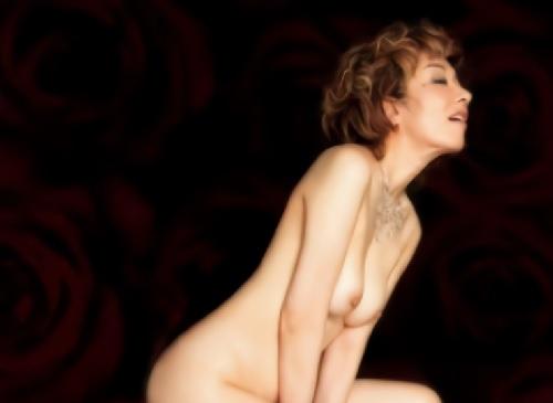 《真梨邑ケイ》「いいのっ♥いっぱい挿れてぇぇ♥!」色情狂いのスレンダー美乳おっぱいの元芸能人おばさんがチンポで絶頂w
